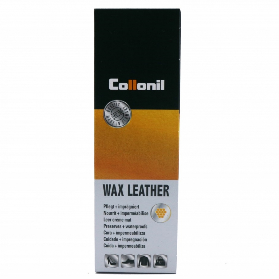 Wax Leather